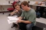 Dr. Gerard Gibbons and VISUAL EYES team prepare for combat trauma scenarios