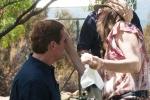 Dr. Gerard Gibbons Director VISUAL EYES Emotive Storytelling Team on set
