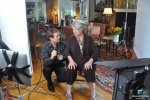 Dr. Gerard Gibbons VISUAL EYES Emotive Storytelling Team interviews Dr. Marsha Linehan for Suicide Project