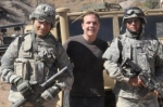 Dr. Gerard Gibbons Director VISUAL EYES Emotive Storytelling Team with SGT Gonzales and SFC Reiley in between takes