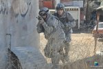 SGT Gonzales and SFC Reiley in covert mission