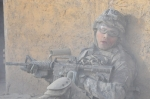 SFC Reiley goes for cover