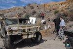 VISUAL EYES Emotive Storytelling Team captures Humvee post explosion