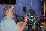 VISUAL EYES Emotive Storytelling Team sets up cameras for healthcare shoot