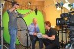 Dr. Gerard Gibbons Director VISUAL EYES Emotive Storytelling Team directs British eyecare professional