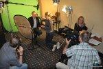 Dr. Gerard Gibbons Director VISUAL EYES Emotive Storytelling Team prepares Dutch eyecare professional for interview