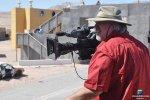 VISUAL EYES Emotive Storytelling Team on location at NTC Fort Irwin, Medina Wasl