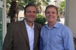 Dr. Gerard Gibbons and Doug Castro VISUAL EYES Emotive Storytelling Team
