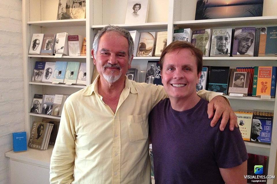 Dr. Gerard Gibbons Director VISUAL EYES Emotive Storytelling Team at Meditation Mount