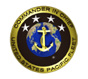 Story Strategy - United States Pacific Fleet Logo