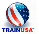 Emotive Storytelling - Train USA Logo