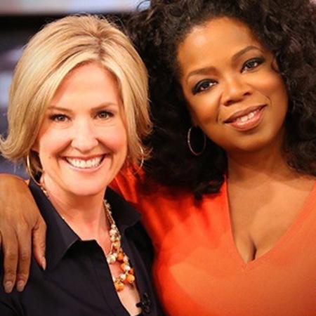 Brené Brown PhD & Oprah