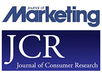 Journ Mktg, Journ Consumer Research