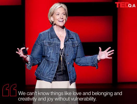 Brené at TED